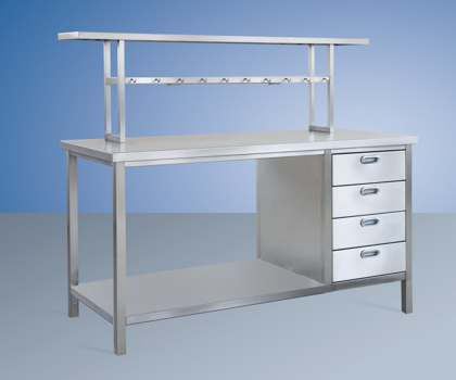 Stainless Steel Furniture Bmt Cal, Stainless Steel Furniture